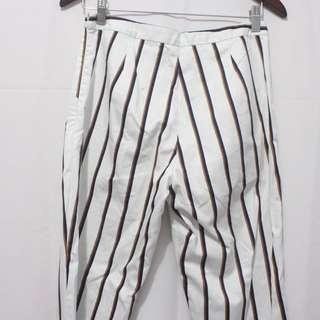 off white trouser