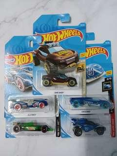 Hotwheel collection