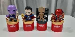 Marvel Avengers Figurines/Collectables