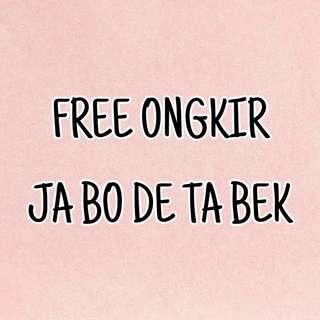 free ongkir min 2 barang