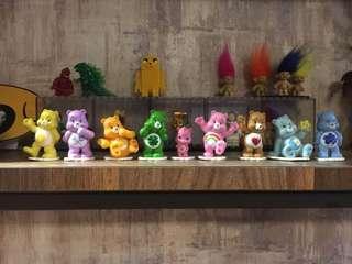 🚚 CARE BEARS 彩虹小熊