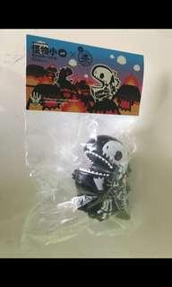 Unbox ziqi black bones