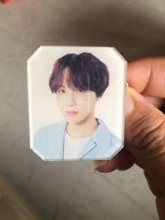 [WTS] BTS LY Concert Merchandise - Jhope Acrylic Badge