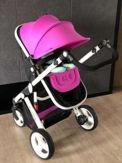 Baby Stroller Pram Multifunctional Freekids / Mitera