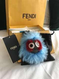 BNIB authentic Fendi Bag bug charm