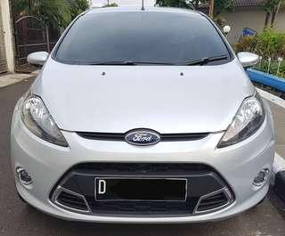 Ford fiesta S 1.6 Matic Thn 2013 SUPER ISTIMEWA
