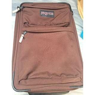 美國知名運動潮牌 jansport 行李託運箱28寸  當初買也要1萬多