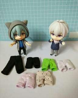 [Made to Order] Obitsu11/ Nendoroid doll Pants
