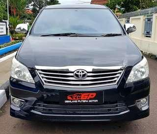Toyota Innova G Luxury 2.0 Manual Bensin Thn 2011 Plat D(Bdg) DP SUPER RINGAN !!