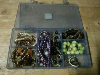 Take all accessories