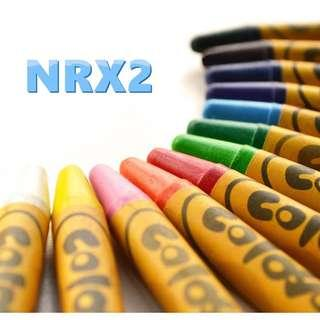 🚚 NRX2 多色圖畫紙 現貨 秒發