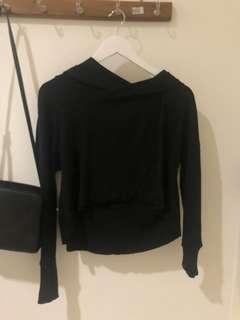 Colorbox Cropped Sweater