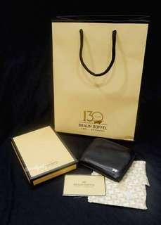 Braun buffel authentic