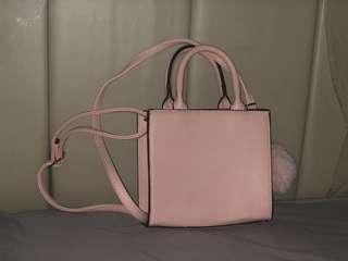Bershka Pink Sling Bag