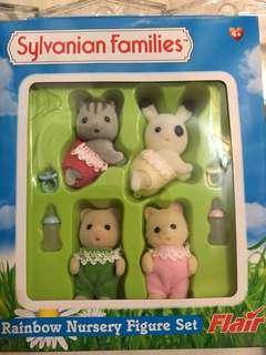 森林家族 Sylvanian Families rainbow Nursery