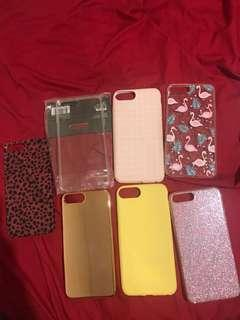 iPhone 6/6s/7/8 + phone cases