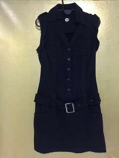 SUB brand Black color dress
