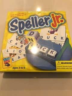 BN Speller Jr (3-6)