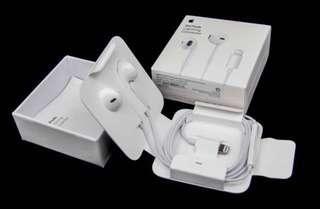 👉原廠盒裝👈iPhone X 耳機8耳機 7 耳機 ❗️保證原廠‼️送收納包