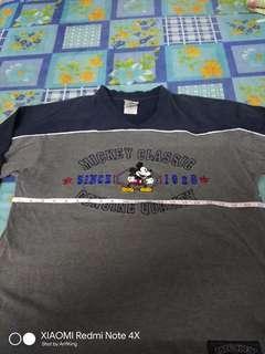 Mickey Mouse Baju Tee T Shirt Anime Cartoon Bundle