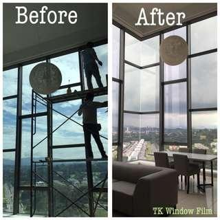 Tinted Glass for Property & Car
