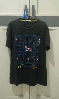 Uniqlo X Namco Museum - Pacman Black