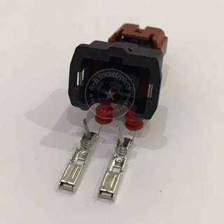 2 Pin Nissan RB25 RB26 VTC Solenoid Socket Connector