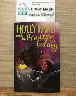 Books - Holy Farb and the Princess of the Galaxy