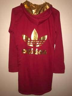 "Adidas Hoodie ""Dress"""