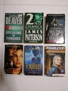 Old Fiction Books