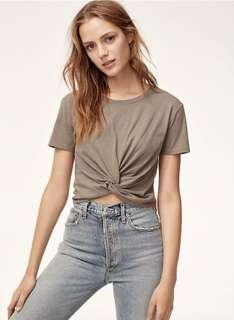 Wilfred free subah shirt xs