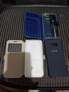 Samsung S8+ phone cases used