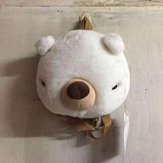 Papa x 鹿早 兒童禮物 幼兒園毛絨玩具公仔小書包男女寶寶卡通動物雙肩包
