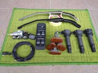 Wiper arm Mira L200 PNP kancil
