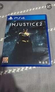 Injustice2 PlayStation 4 game