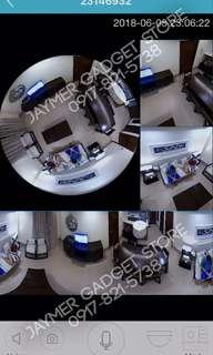Sale!!! 360 CCTV That work with or without WIFI