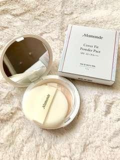 Mamonde Cover Fit Powder Pact #21, 17