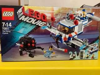 Lego Movie The Flying Flusher 70811