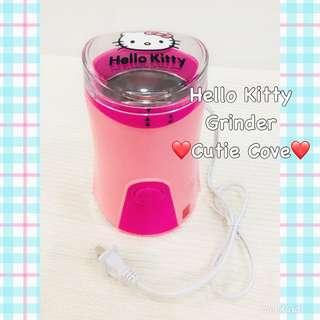 *IN STOCK IN SG* Hello Kitty Grinder