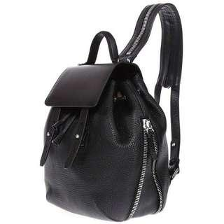 Mackage leather backpack