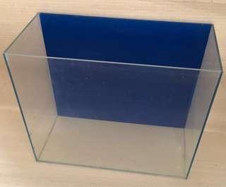 2ft x 1ft Crystal Glass Fish Tank