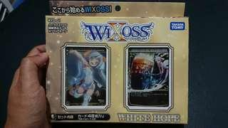 WIXOSS TCG White Hope Pre-Built Deck (WXD-01)