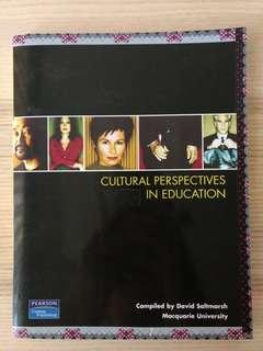 Cultural Perspectives in Education