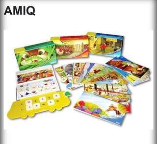 Amiq educational iq training games - shichida others