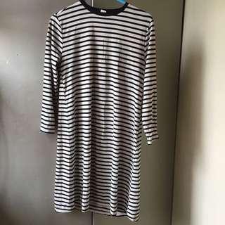 Forever21 stripe dress