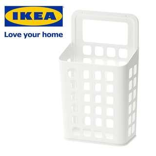 IKEA VARIERA Waste bin, white, 10 l