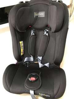 Bonbebe Luxury Rider Car seat