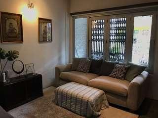 Sofa and Ottoman for Free - collection from Joo Chiat area
