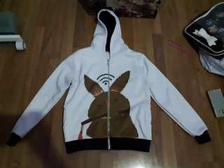 URGENT CLEARANCE Wei Wuxian Wifi Bunny Hoodie