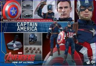 MMS 281	Captain America Avengers: Age of Ultron